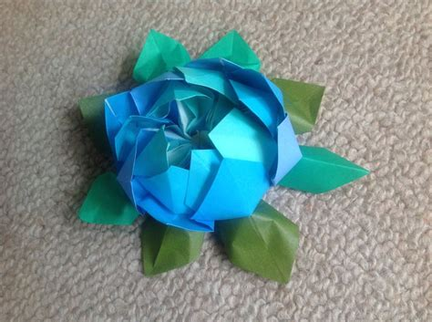 Origami Water - origami water japanese wedding ideas