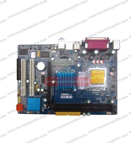 Mainboard G31 Socket 775 Mainboard Cardex G31 Socket Lga 775 Ddr2