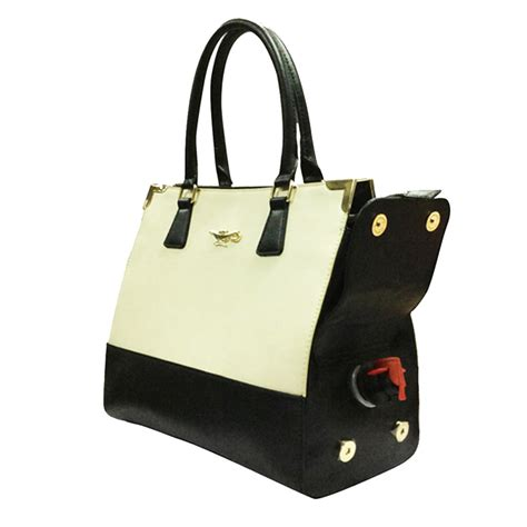 The Bag ny nights black ivory genie bag genie bags wine bag