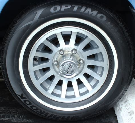 Wheels For Jeep Grand 1987 1991 Jeep Grand Wagoneer Forged Aluminum Wheel