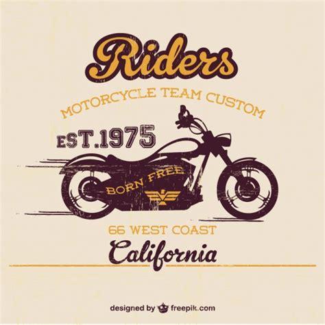 Motorrad Tattoo Vorlagen Gratis by Oldtimer Motorrad Kostenlose Vorlage Download Der