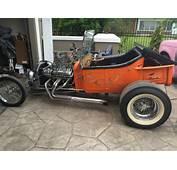 1923 Ford Model T Bucket  Roadster Hot Rod Rat