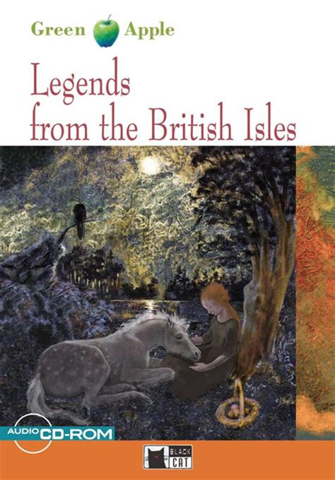 libro green apple british and legends from the british isles step one a2 green apple readers catalogue aheadbooks black cat