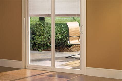 blinds that allow light in the advantages of sliding doors with built in blinds