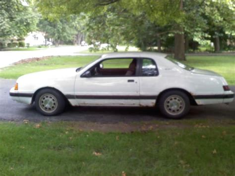 1986 Ford Thunderbird by 1986 Ford Thunderbird Related Keywords Suggestions