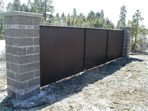 chain link fence privacy screen brandonemrich