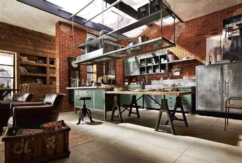 Cucine Stile Industriale Vintage by Cucina In Stile Industriale Vintage Libert 224 Espressiva E