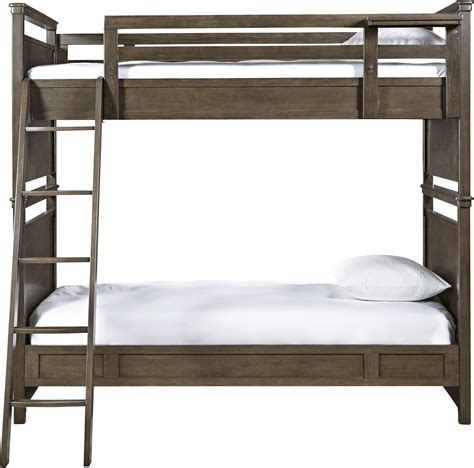 american bunk beds smartstuff varsity all american bunk bed with ladder