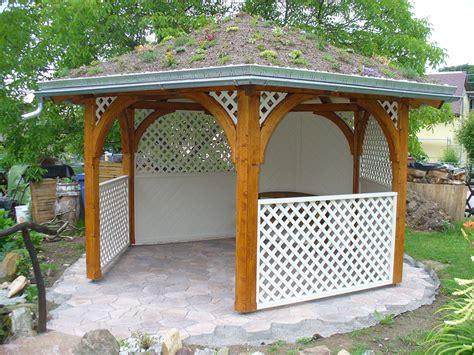 pavillon gera pavillon aus holz carport scherzer