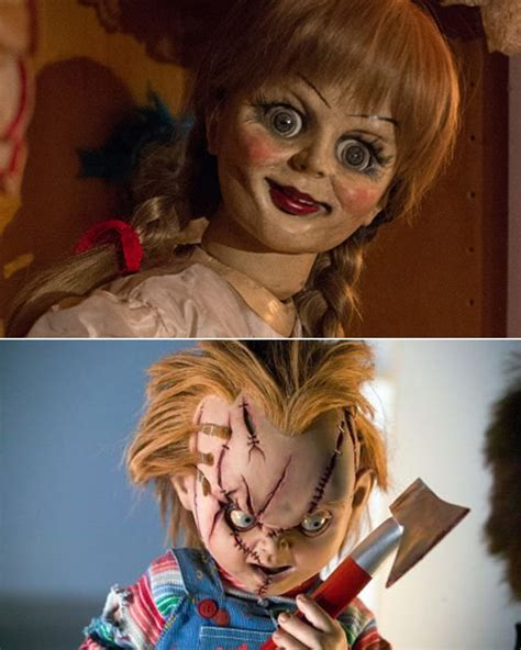 film chucky 2014 chucky annabelle team up soon director dan mancini