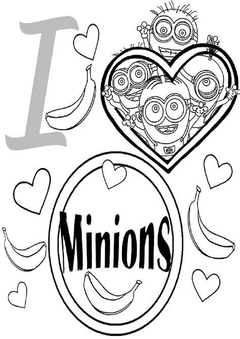 imagenes del minions kevin para dibujar im 225 genes de minions para colorear dibujos de