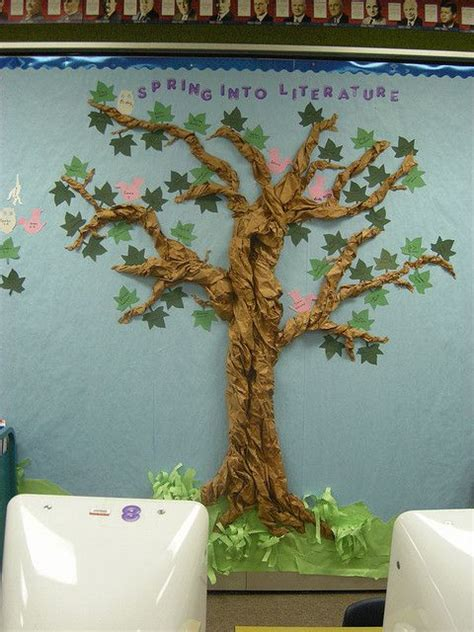 How To Make A Paper Tree For A Classroom - best 25 paper trees ideas on paper