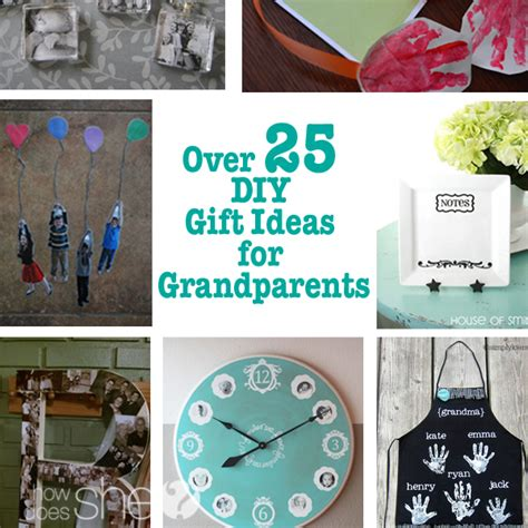 Handmade Gifts For Grandparents - gift ideas for grandparents that solve the grandparent