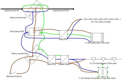 12v led wiring diagram 12v led parts wiring diagram