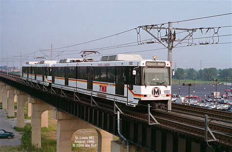 st louis light rail st louis metrolink