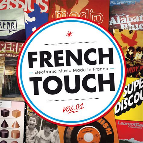 libro france les bonnes 97 french touch electronic music made in france various artists t 233 l 233 charger et 233 couter l album