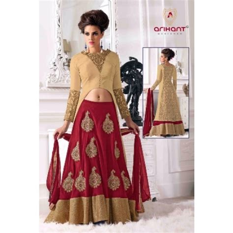 gaun dress design with price letest dressing cream and red gaun available at