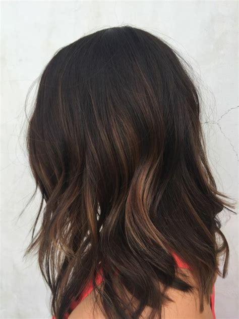 Coupe Cheveux Couleur by Le Marron Glac 233 D 233 Couvrez La Couleur De Cheveux Tendance