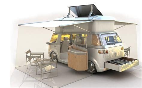 Solent Kitchen Design Verdier S Stylish Solar Powered Eco Camper Verdier Eco