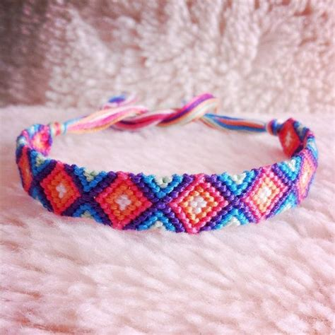 Handmade Friendship Bracelet - handmade friendship bracelet by rebeccaderas on etsy
