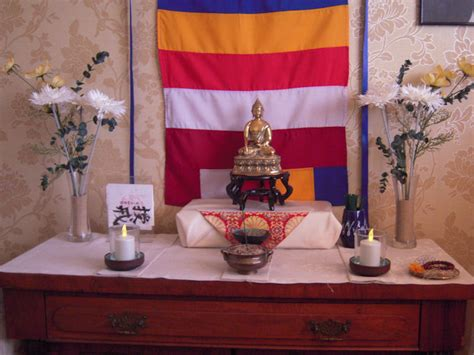 buddhist altars in the home home altar alters