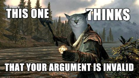 Khajiit Meme - khajiit will listen by mindill meme center