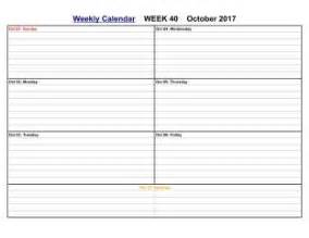 Calendar October 2017 Printable With Lines October 2017 Calendar Printable Templates Calendar Office