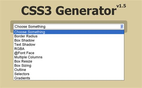 online html5 layout generator 20 smashing js and css color code generator