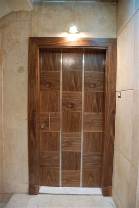 Flat Front Doors Zamalek Flat 3