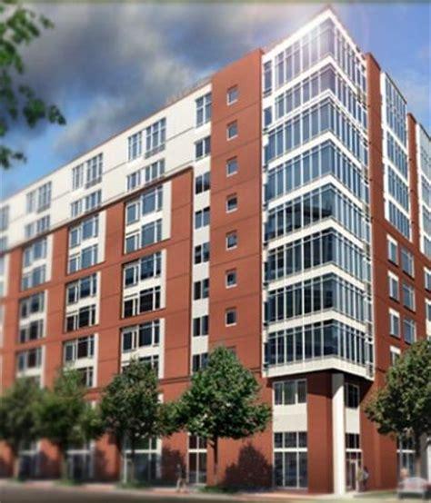 Apartment Building Cambridge Luxury Residential Boston Luxury Apartments