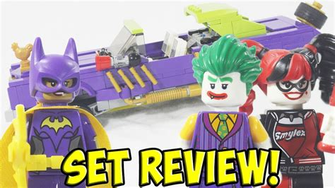 Lego Joker Prison The Batman Lebq Bootleg lego batman quot the joker notorious lowrider quot set review 70906