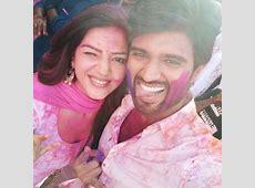 Vijay Devarkonda teams up with Mehreen Pirzada for his ... Jeya