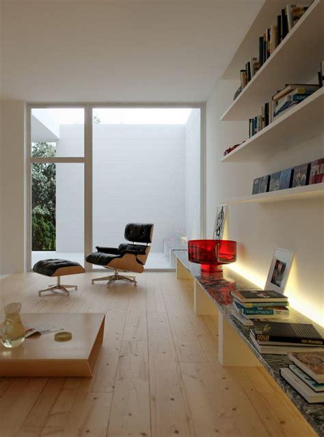 Minimalist Space by Rendered Minimalist Spaces By Rafael Reis