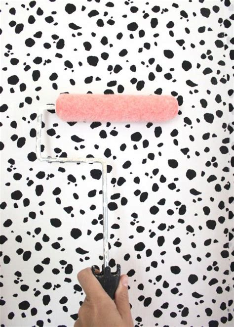 dalmatian print rug 18 diy home decor ideas for aries that are fearlessly fab brit co
