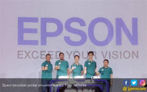 Proyektor Epson Eb X400 produk baru epson penuhi target 30 persen teknologi