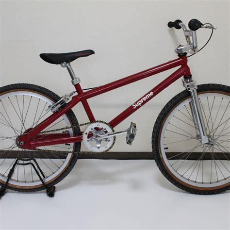 supreme sale supreme x machine works bike for sale hypebeast