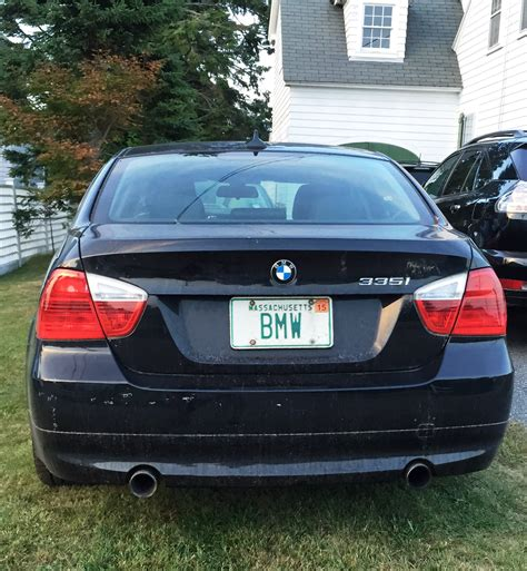 Bmw Vanity License Plates by Vanity License Plates The Auto