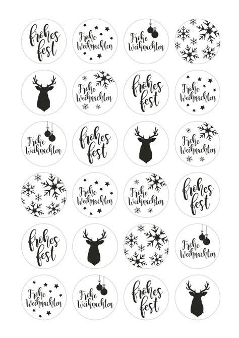 Sticker Weihnachten Schwarz by Aufkleber Weihnachten Mix Iv Miomodo De Shop