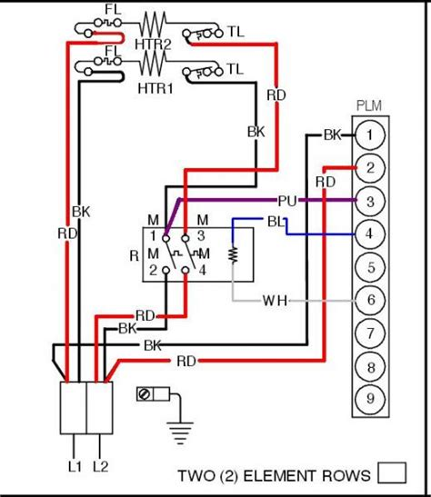 goodman air handler wiring diagram goodman a c wiring