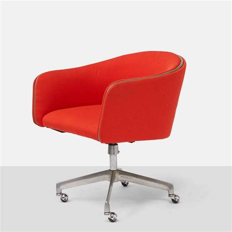 Office Chairs Swivel Girard Swivel Office Chair For Sale At 1stdibs