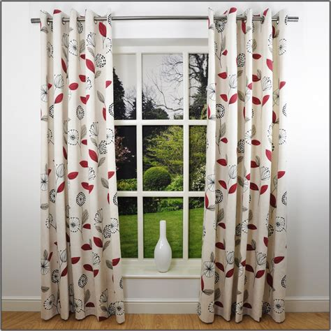 black grey and red curtains painting best home design ideas page 444