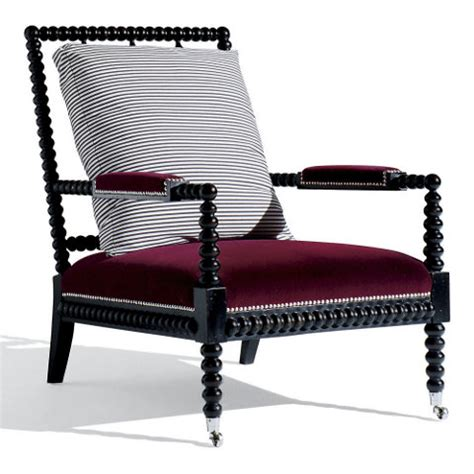 Spindle Leg Chair by New Bohemian Spindle Chair Chairs Ottomans Furniture