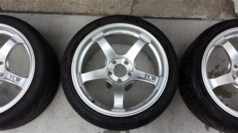 Advan T2 fs wheels advan tciii 18x9 5 45 5x114 3 mnsubaru