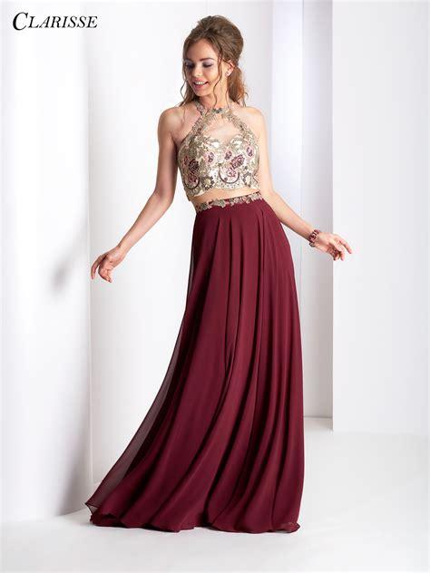 burgundy color prom dress 2018 prom dress clarisse 3529 promgirl net