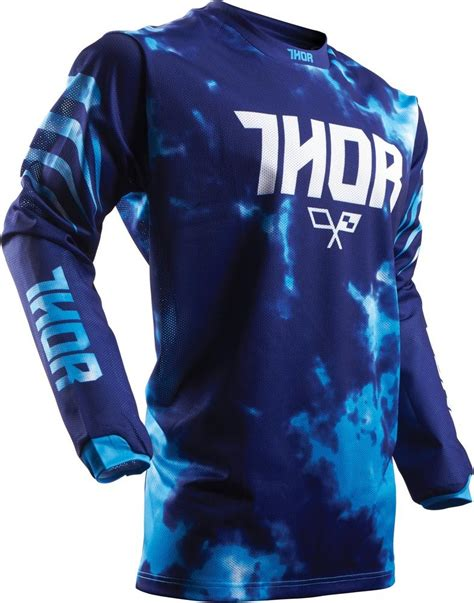 wholesale motocross gear 23 00 thor youth boys pulse air tydy jersey 992982
