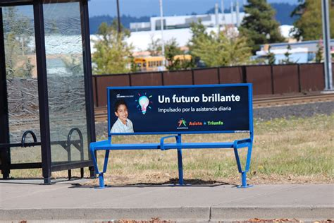 bus benches advertising parents guardians local advertising