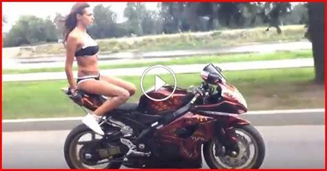 Coole Motorrad Spiele by Diese Frau L 228 Sst Sich Einem Geist Auf Dem Motorrad