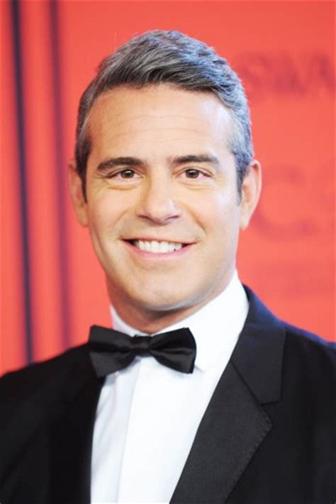 andy cohen andy cohen prepping i slept with a celebrity reality