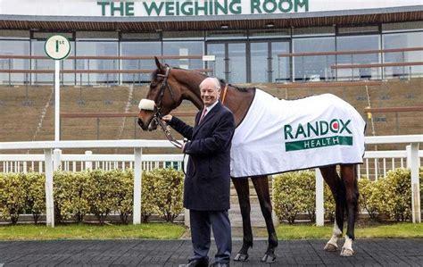 randox health randox health in multi million grand national sponsorship