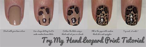 nail art tutorial animal print nail art tutorial leopard print 183 how to paint an animal